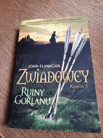 Zwiadowcy tom 1 - Ruiny Gorlanu