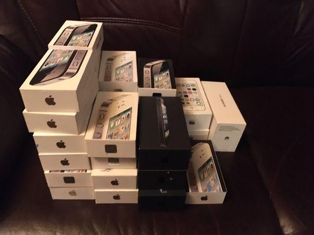 Pudełka po iphone 4,4s,5,5s