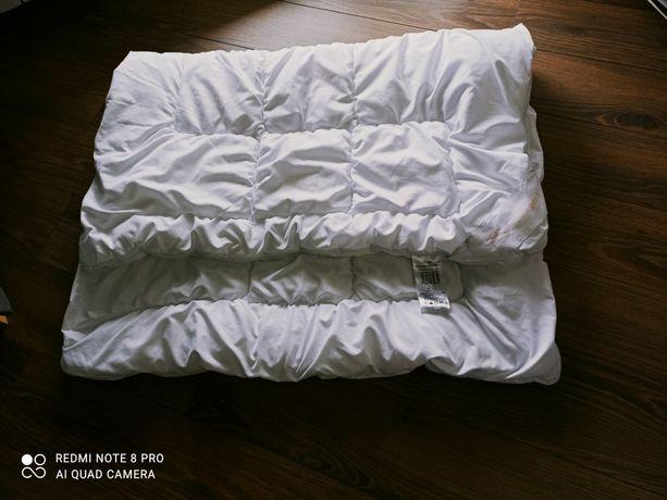 Dwie kołderki 100x135, kołdra do łóżeczka