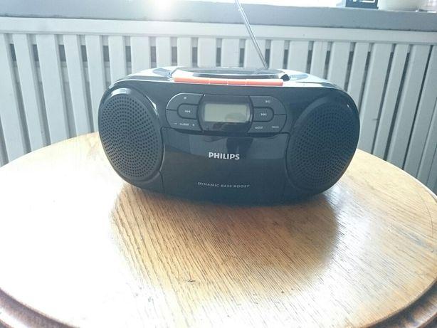 Radioodtwarzacz Philips AZ328 czarny