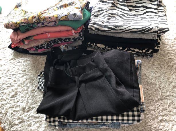 Calçoes, saias, tops e vestidos