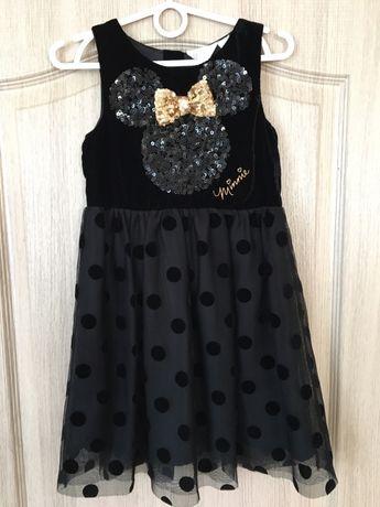 Платье нарядное H&M 4-5 лет