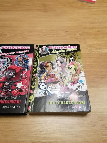 Monster High, Gitty Daneshvari