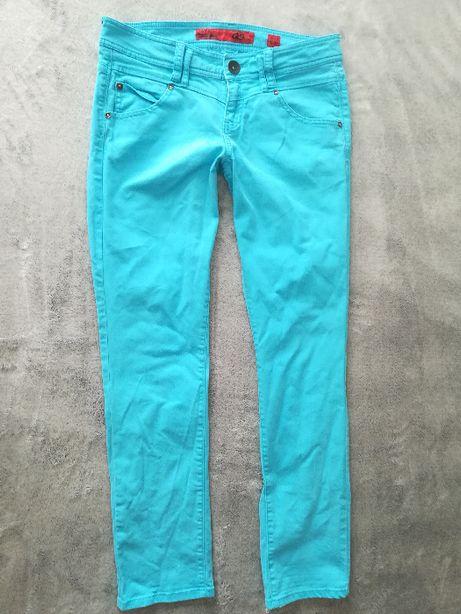 Niebieskie jeansy S.OLIVER CATIE