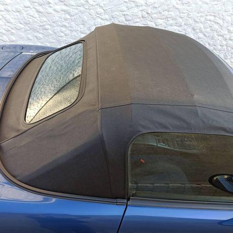 Capota Mazda Mx5 NA / NB em Vinyl Top Quality c/ vidro ( Artigo Novo )