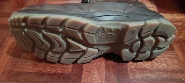 Botas de biqueira de aço S3