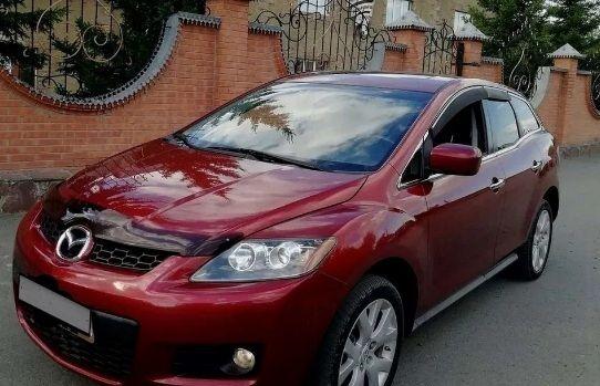 Mazda CX-7 (МАЗДА ЦХ-7) cx7 РАЗБОРКА Есть все сх7 сх-7