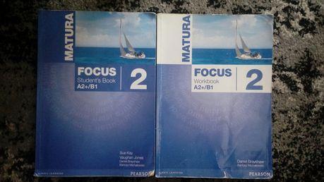 FOCUS 2 matura A2/B1 j.angielski