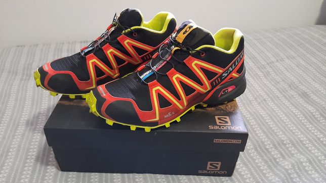 Tenis Trail speedcross 3