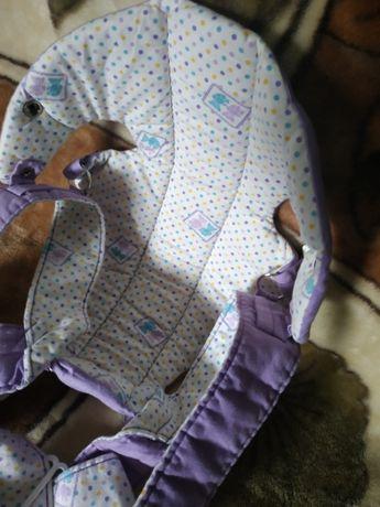 Nosidełko BabyBjorn ergonomiczne dla niemowlat