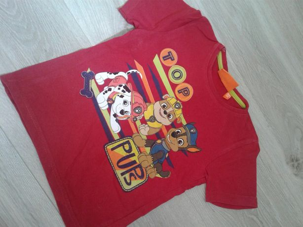 koszulka bluzeczka Psi patrol 104