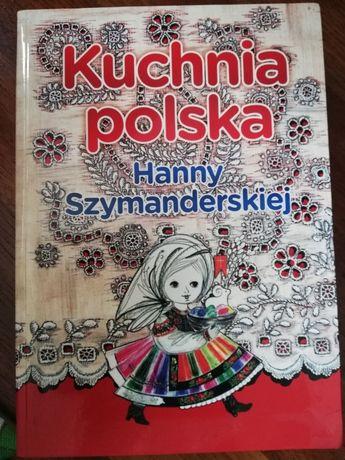 Książka Kuchnia polska Hanny Szymanderskiej