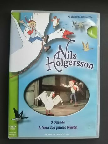 Dvd nils holgersson