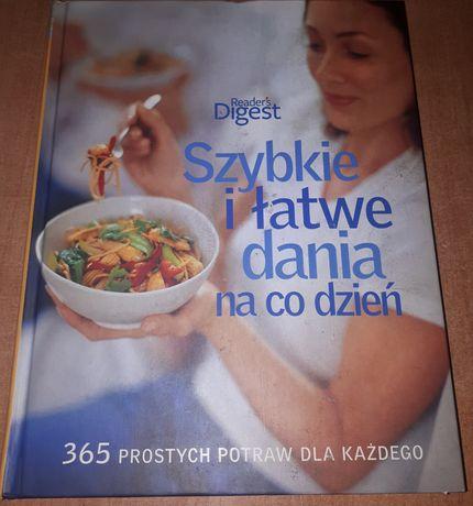 Szybkie i łatwe dania na codzień
