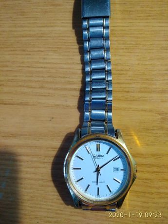 Часы Casio mtp-1183