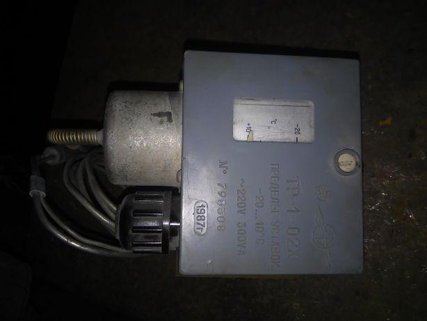 Датчики-реле температуры ТР-1-02Х