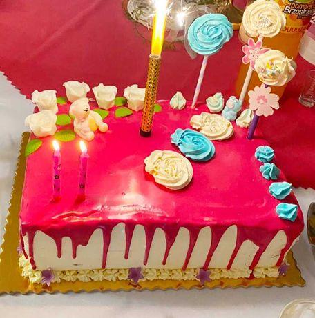Torty ciasta mini-deserki garmażerka
