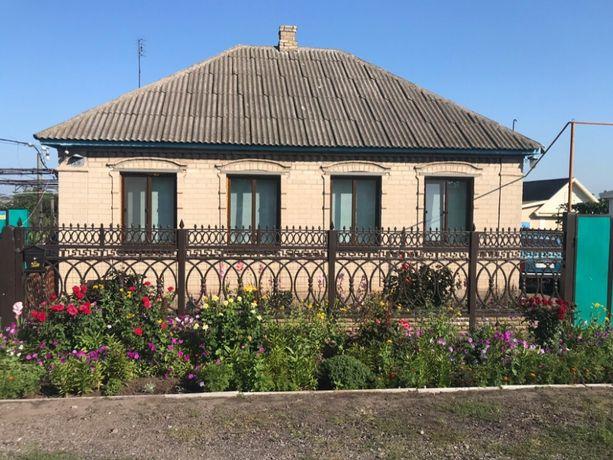 Продам или обменяю дом с участком 0,42 га в Каменке-Днепровской.