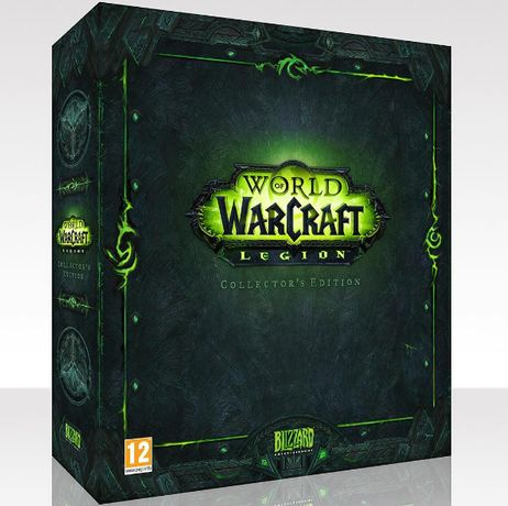 World of Warcraft: Legion - Collector's Edition (folia, EU)