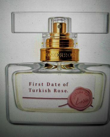 Woda perfumowana Elixirs of Love First Date of Turkish Rose