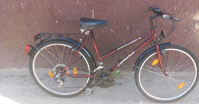 Женский красивый велосипед из Германии!  Колёса 26.