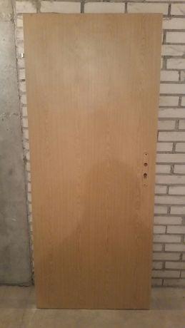 Drzwi lewe 80 cm pełne 200 cm wys. - NOWE