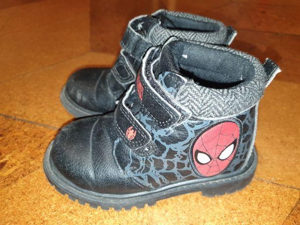 Buciki Spiderman 24/25