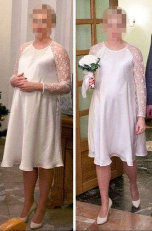 Sukienka ciążowa/do ślubu