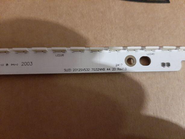 Podświetlenie listwa led Samsung UE32ES5500W nowa