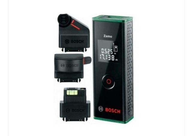 Лазерный дальномер Bosch Zamo  Set- уровень