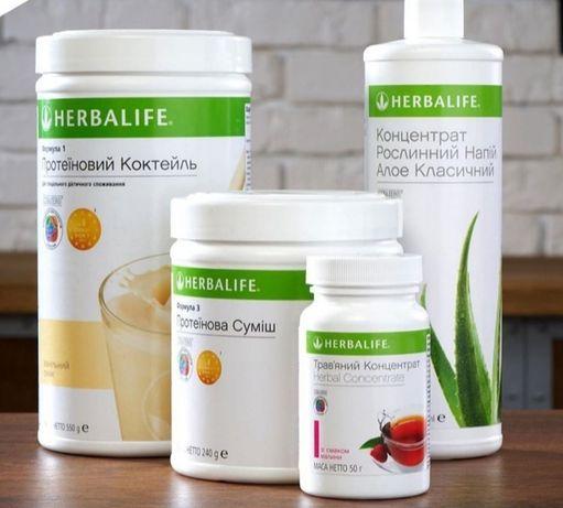Продукты и крема Herbalife