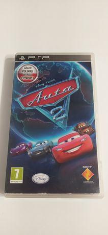 PSP gra Auta 2 polska wersja językowa
