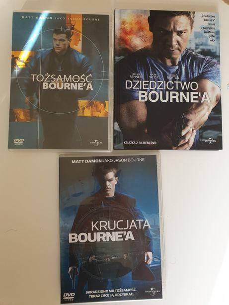 Krucjata Borna film DVD 3 części