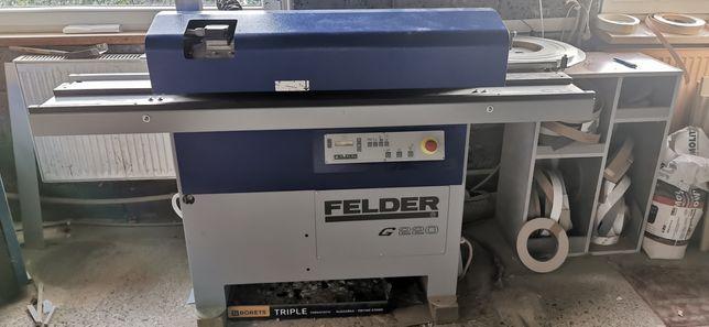 Okleiniarka prostoliniowa G220 Felder