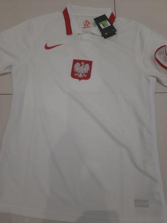 Nowa koszulka Polska nike xl