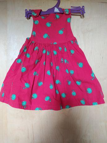 Літні сукні 74-80