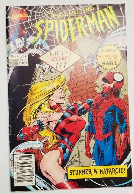 The Amazing Spider-Man spiderman 8/97