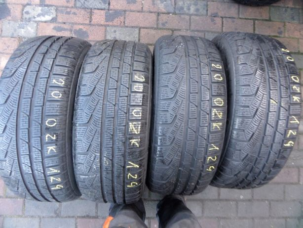 225 50 r17 pirelli sottozero * winter 210 serie 2 rsc