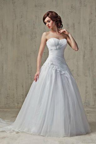 Suknia ślubna 38