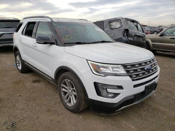 2017 Ford Explorer XLT из США!