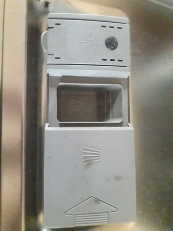 Pojemnik zasobnik zmywarki dozownik na kostkę nabłyszczacz detergenty