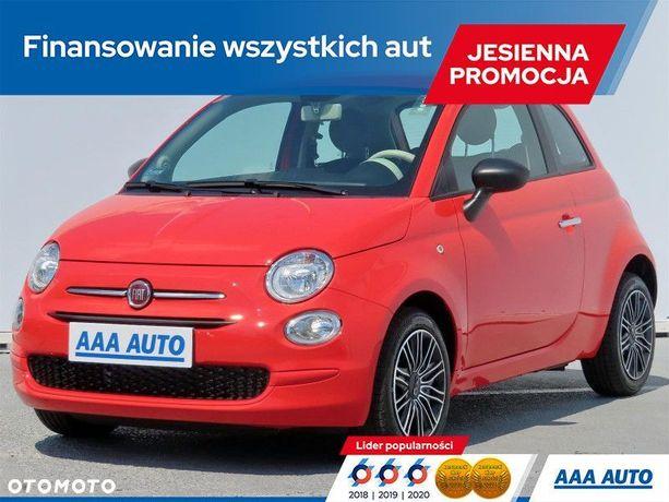 Fiat 500 1.2, Salon Polska, Klima, Tempomat