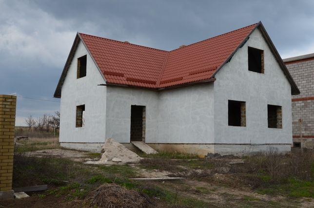Продам недостроенный дом в пос. Старый Крым