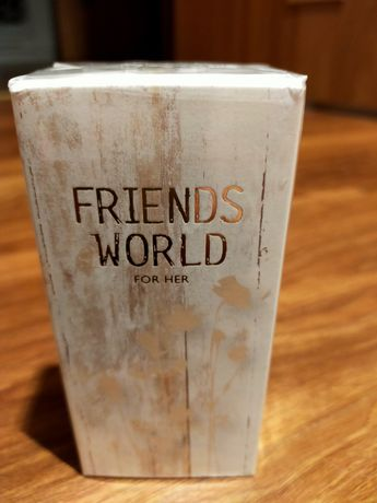 FRIENDS WORLD  dla niej 50 ML