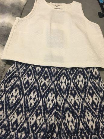 Conjunto blusa e calção Tam. XS