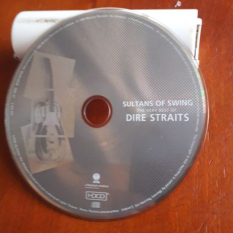CD. Sultans of swing.Dire straits .HDCD.