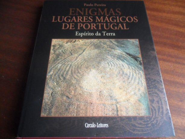 """""""Lugares Mágicos de Portugal - Espírito da Terra"""" de Paulo Pereira"""