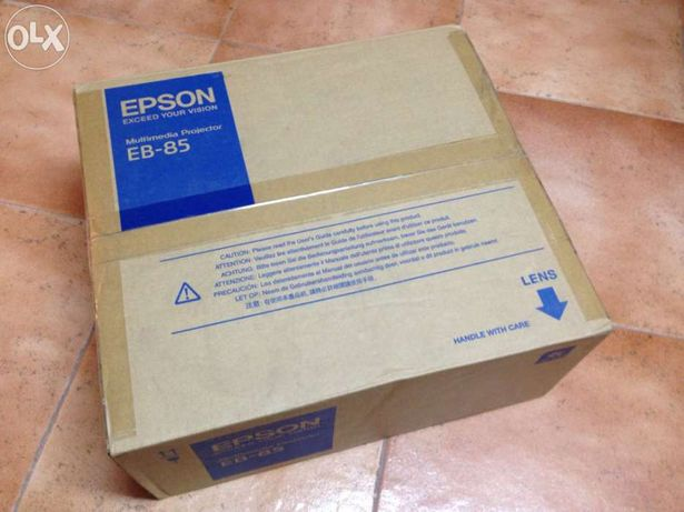 Video-Projector EPSON EB-85