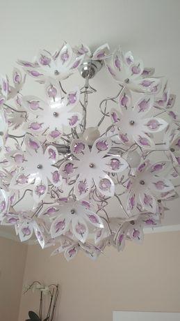 Lampa wisząca do pokoju