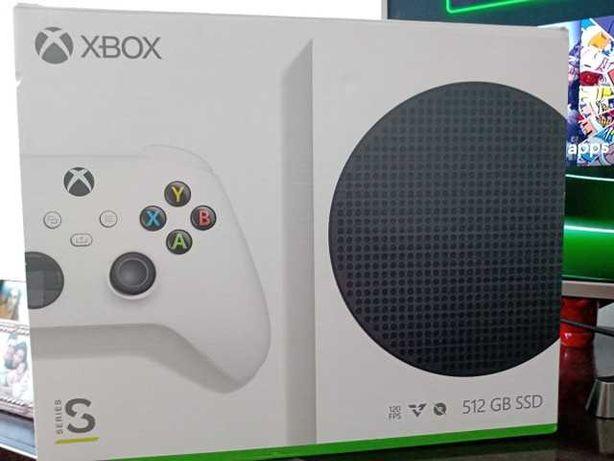 Consola Xbox Series S mais garantia